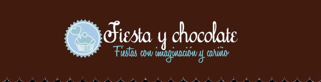 fiesta y chocolate
