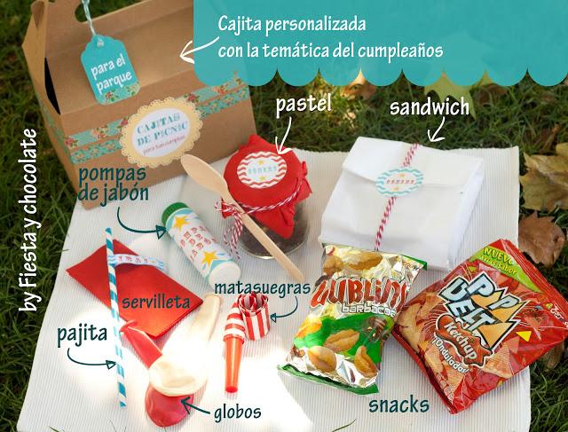 picnic caja descripciónb