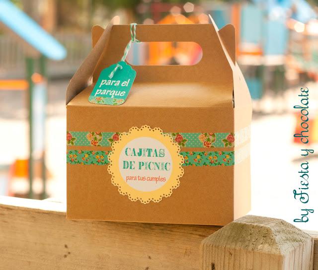picnic caja