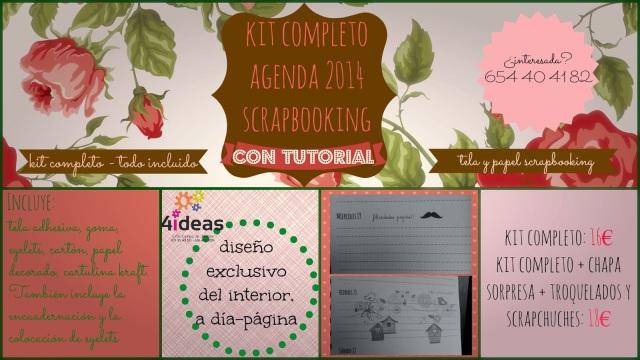 kit agenda venta